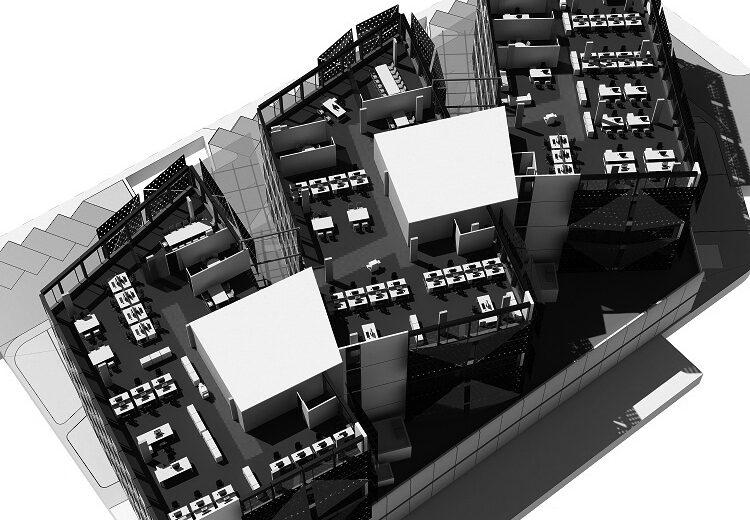 Corporate Office Complex  ASO HQ – Abuja 2012