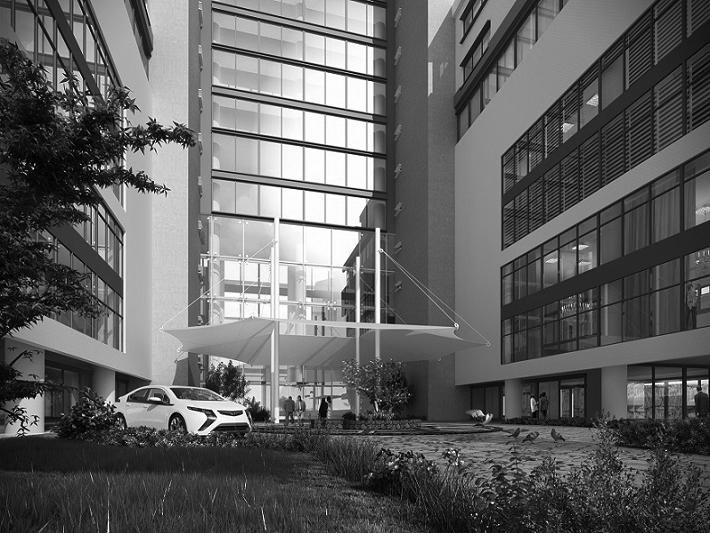 Postal Heights  NIPOST – Abuja 2013